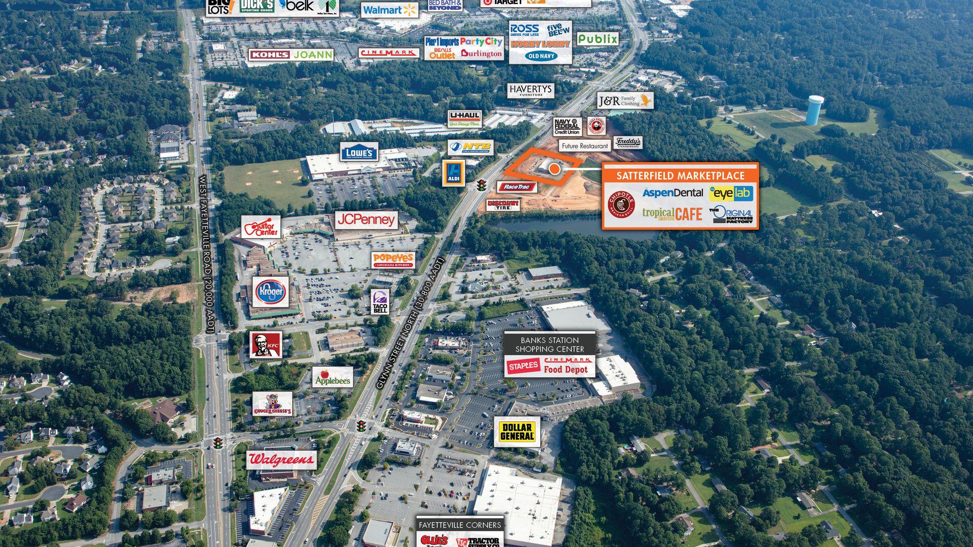 1135 Ga 85 N Fayetteville Ga 30214 United States Retail Brevitas