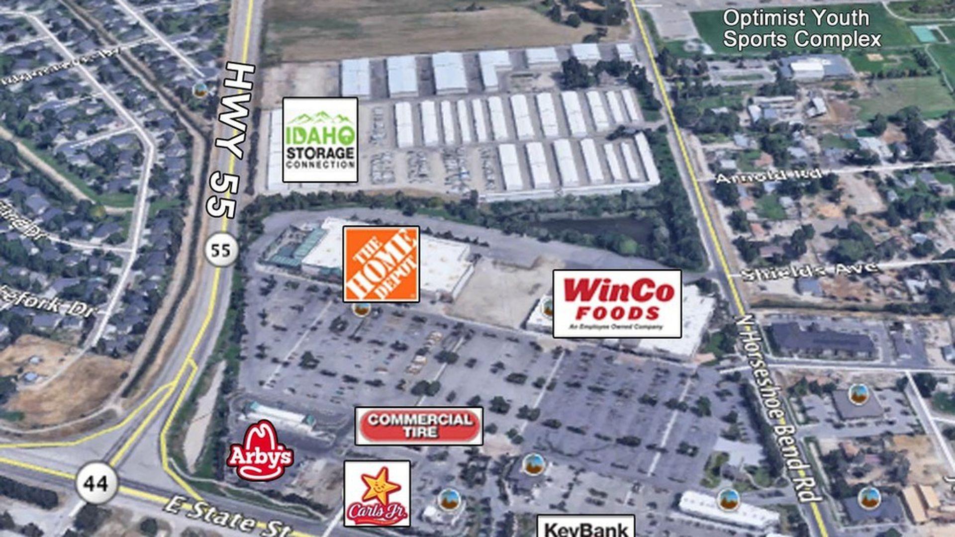 12 & 36 N Echohawk Way (Building A & B), Eagle, ID 83616