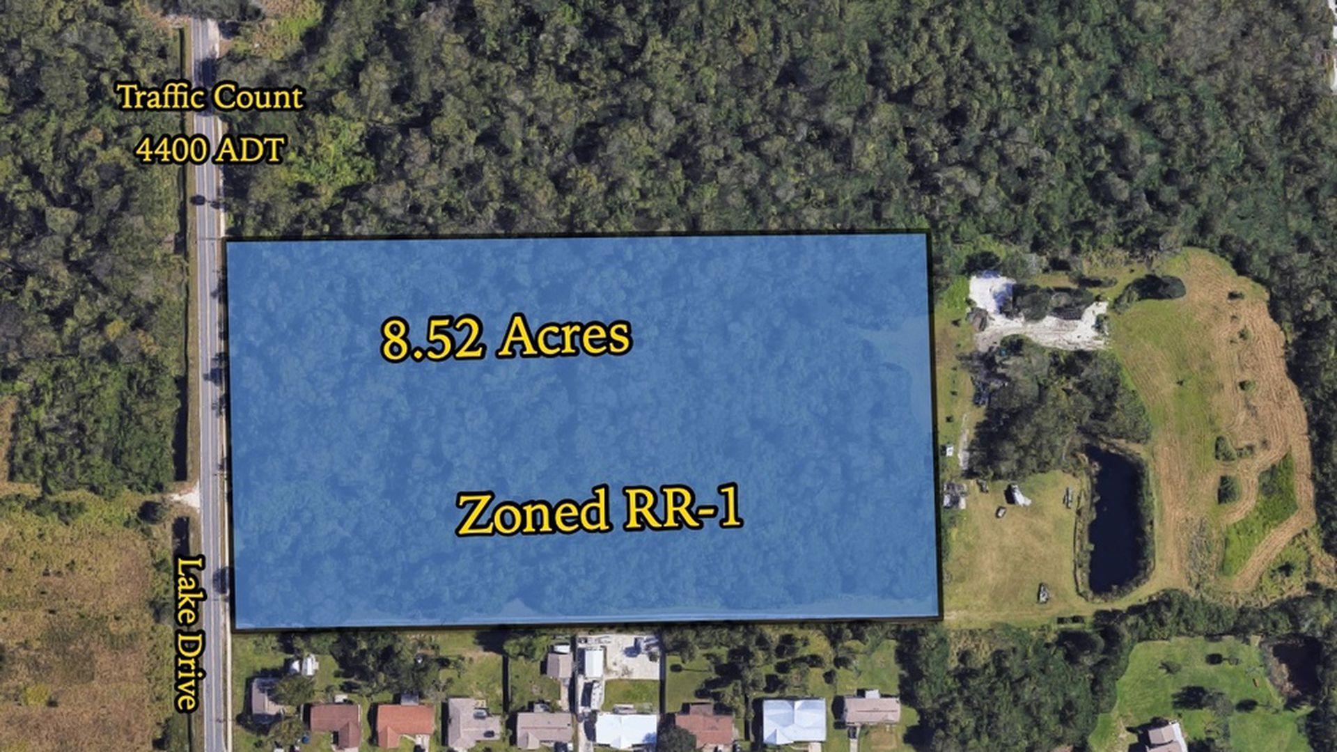 Lake Drive 8 5 Acres Cocoa Fl 32926 United States Land Brevitas
