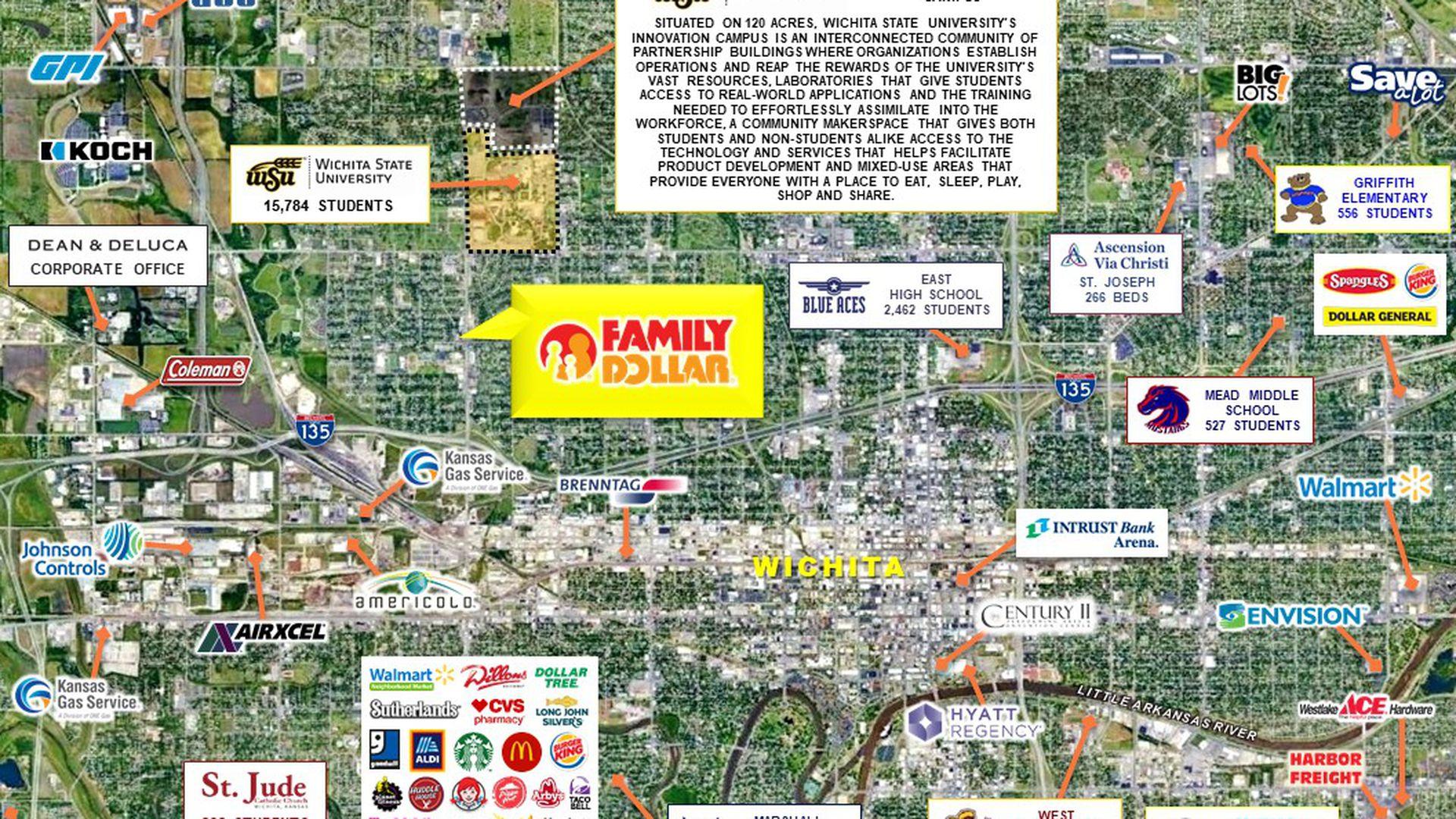 2408 East 21st Street North, Wichita, KS 67214 United States