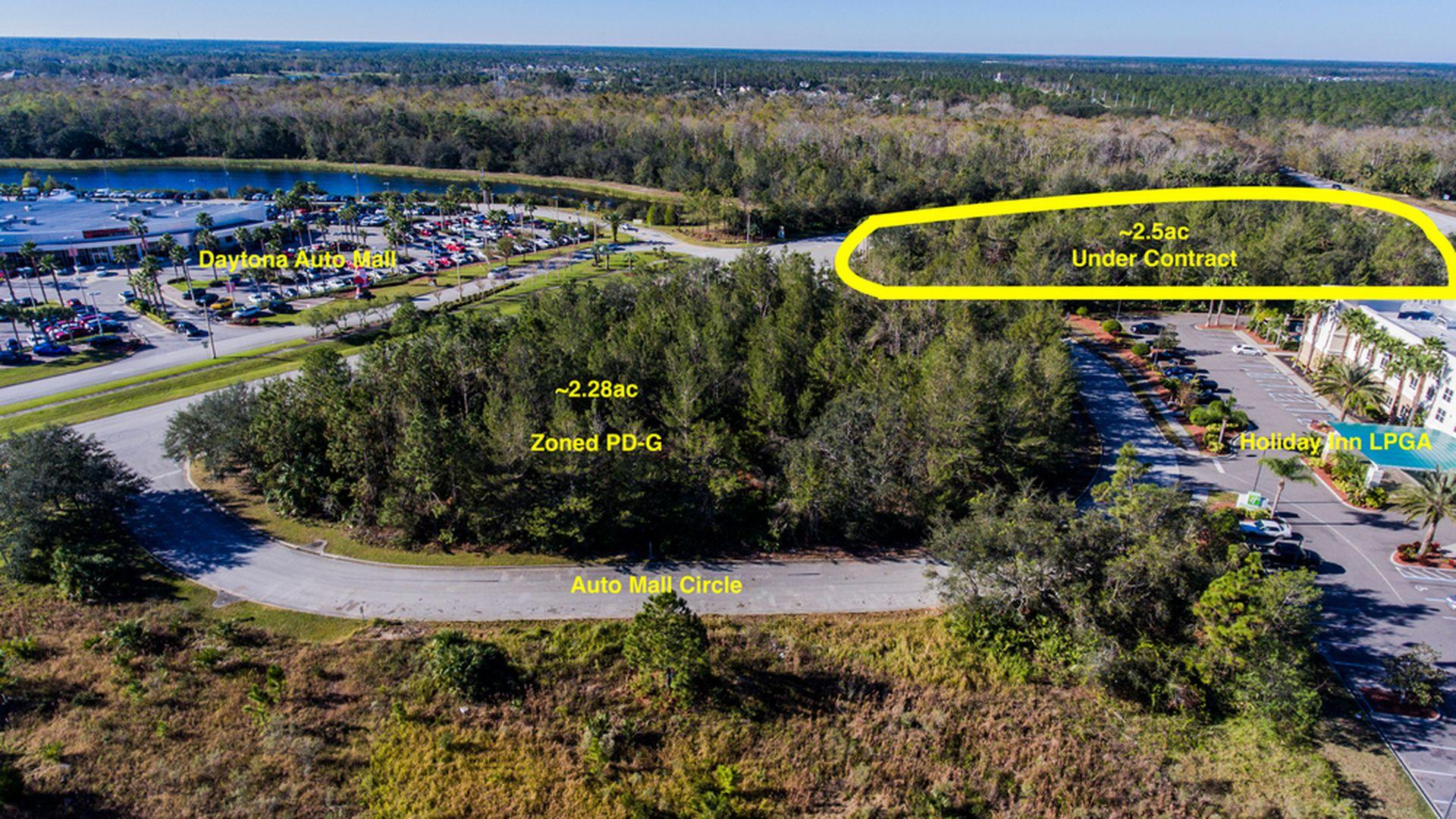 Daytona Auto Mall >> N Tomoka Farms Road Daytona Beach Fl 32124 United States Land